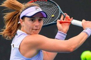 Podoroska buscará el pase a la tercera ronda en Australia