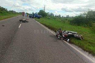 Siniestro vial fatal en la Ruta 1, cerca de Helvecia