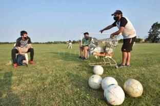 A preparar los botines: el 6 de marzo vuelve la Liga Santafesina de Fútbol
