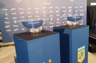 El sorteo del torneo de AFA no se verá por ningún lado