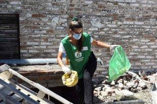 """La cruzada """"anti dengue"""" ya se extiende por una decena de barrios de la ciudad"""