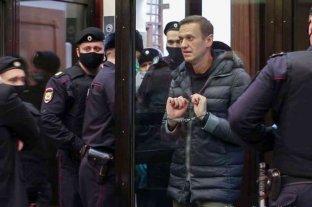 El preocupante estado de salud de Alexei Navalny en prisión