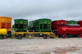 Fabricantes de maquinaria agrícola disfrutan de un nuevo veranito