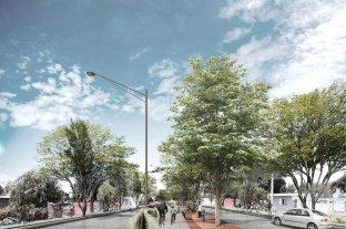Así será el nuevo bulevar Camino Viejo a Esperanza