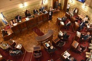 Primera sesión del año en el Senado provincial