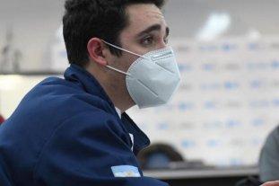 Dictan prisión preventiva al falso médico que se desempeñó durante la pandemia en Córdoba