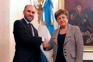 Nueva misión del FMI con Argentina para alcanzar un acuerdo