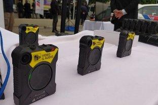 La policía de San Juan comienza a utilizar el sistema bodycam