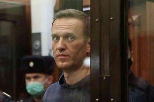 """Estados Unidos confirmó que envenenaron a Navalny por orden """"de Moscú"""""""