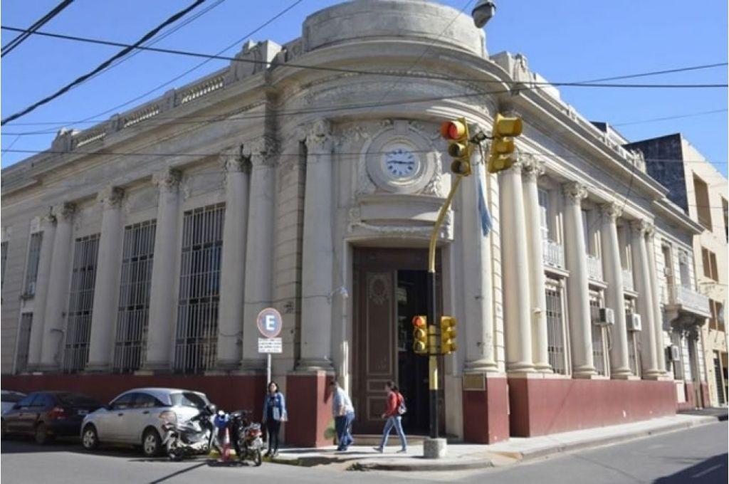 Tribunal Oral Federal de Corrientes Crédito: Gentileza