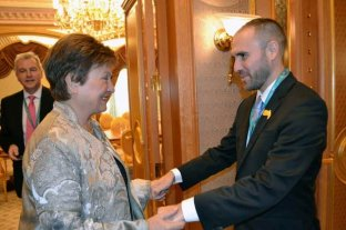 Martín Guzmán viaja a Estados Unidos para continuar la renegociación de la deuda con el FMI