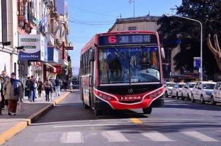 Solicitan que el boleto de colectivo urbano en Paraná sea de 65 pesos