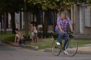 Bicicleteada y reclamo en memoria del Trinche Carlovich
