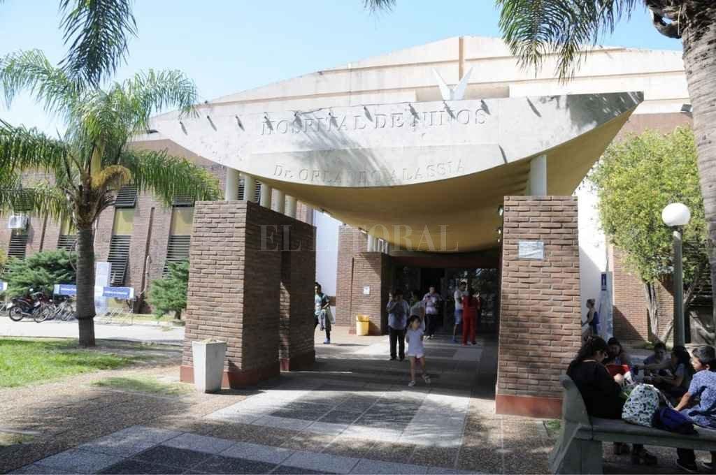 Hospital Dr. Orlando Alassia Crédito: Gentileza