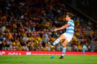 Los Pumas descendieron al noveno puesto en el ranking de la World Rugby