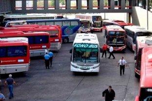 Córdoba: se extiende el paro en el transporte interurbano