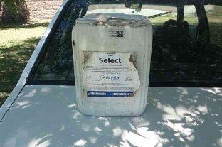 Peón detenido por robar combustible
