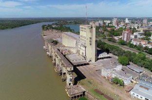 La provincia propone licitar el muelle de contenedores