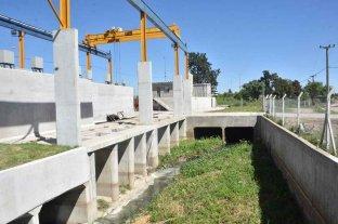Obras complementarias para la Estación de Bombeo Cero