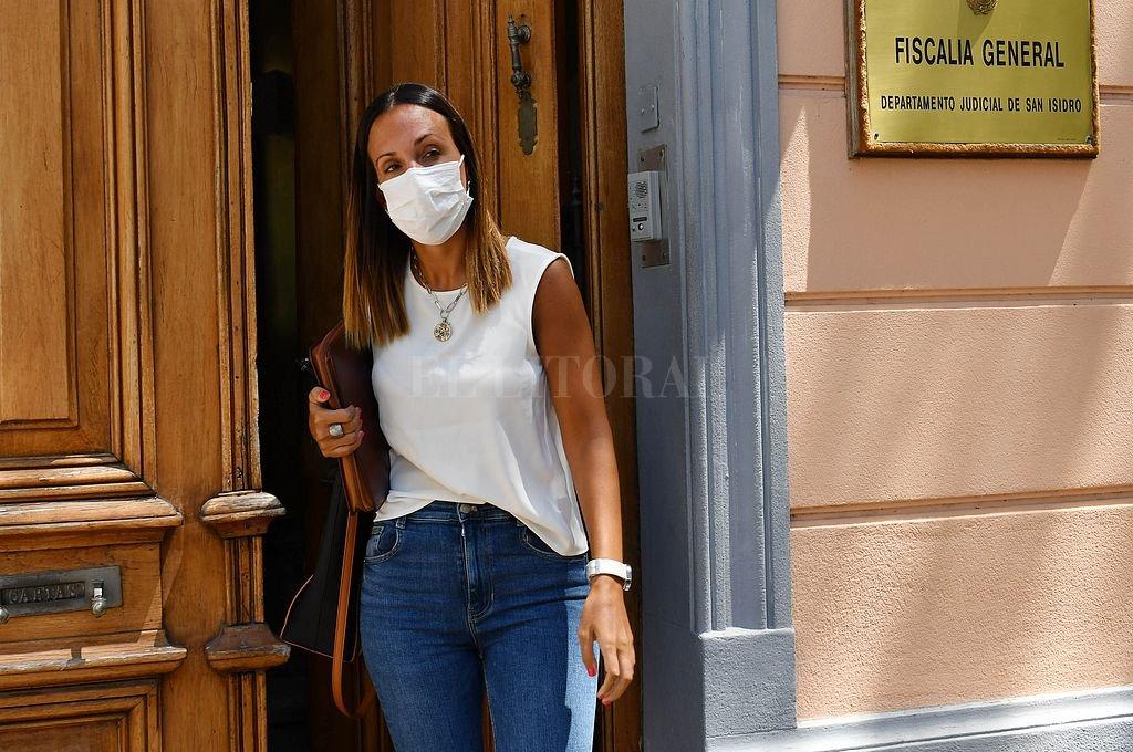 La psiquiatra Agustina Cosachov es una de las imputadas en el caso. Crédito: NA