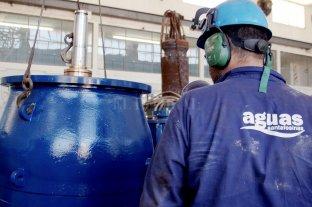 Aguas Santafesinas puso en funcionamiento una nueva bomba de capatación de agua en Rosario