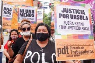 Se movilizaron en Córdoba por el femicidio de Úrsula Bahillo