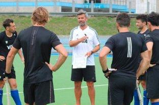 "Mariano Ronconi: ""Queremos ir a competir y a ganar"""