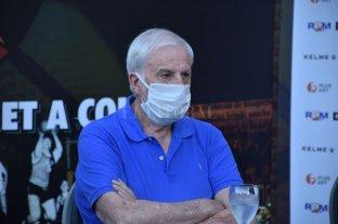 "José Vignatti dijo que River ""no ofertó nada"" por Alex Vigo"