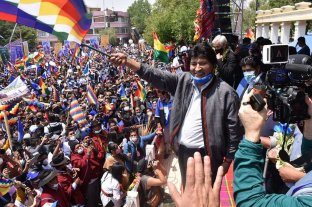 Indultarán a Evo Morales y a otras 1.000 personas procesadas durante el gobierno de Jeanine Áñez
