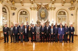La tercera reunión del Gabinete Federal se realizará el 18 de febrero en Caleta Olivia