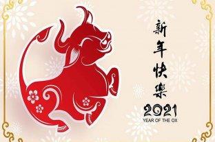 """Año Nuevo Chino: comienza el año del buey o búfalo """"de plata"""""""