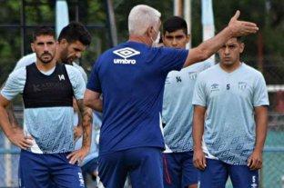 """Copa de la Liga Profesional: Vergini debutará contra el """"Tate"""""""