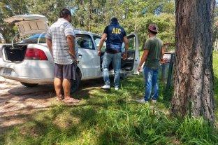 Secuestraron 2 kilos de cocaína del interior de un remis en Arroyo Leyes