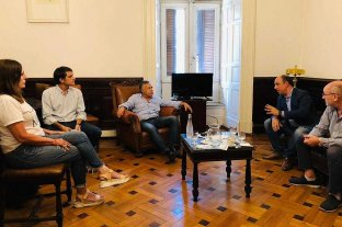 """José Corral: """"Ratificamos la estrategia de la UCR de fortalecer una alternativa al kirchnerismo"""""""