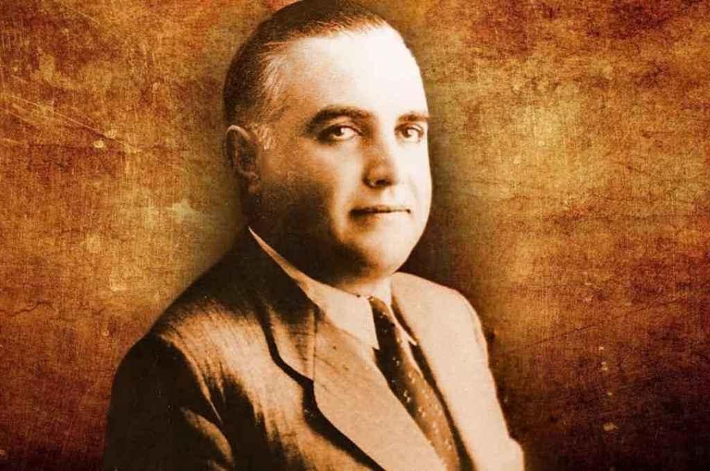 Juan Feliciano Manubens Calvet, el terrateniente que no dejó testamento.  Crédito: Gentileza