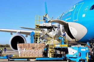 Parten hacia Rusia dos vuelos de Aerolíneas Argentinas para traer más vacunas