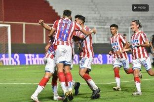 Agónico empate de Unión ante Atlético Tucumán