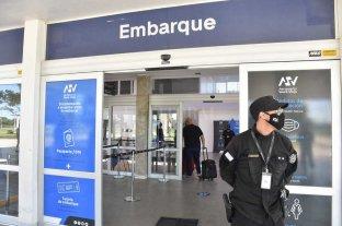 Covid: harían testeos a pasajeros  en el Aeropuerto Metropolitano
