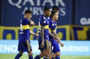 Boca Juniors rescató un empate ante Gimnasia por la Copa de la Liga Profesional