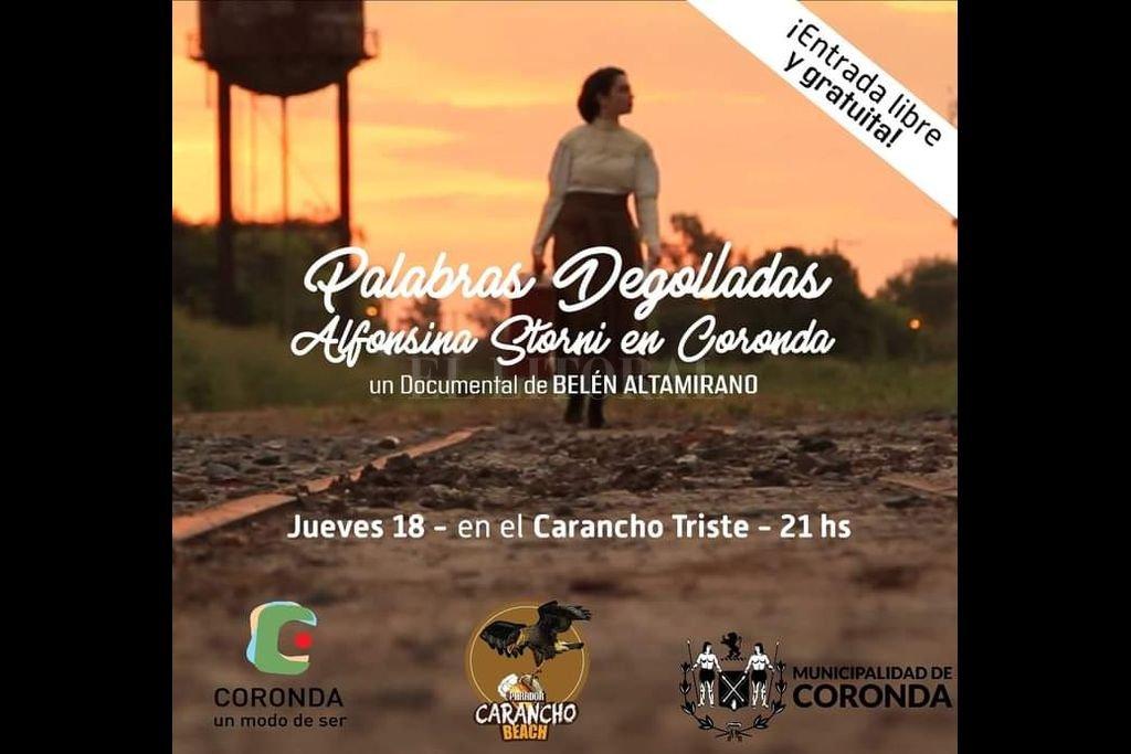 El documental fue dirigido por Belén Altamirano. Crédito: Gentileza producción