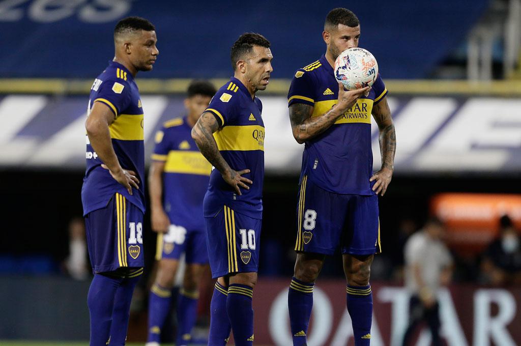 Crédito: Gentileza Boca Juniors