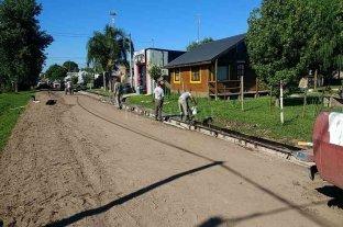 San Carlos Norte: en el marco del Plan Incluir construirán 12 cuadras de cordón cuneta