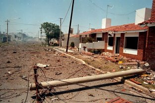 Con el fallecimiento de Menem se cierra el capítulo judicial de la explosión en Río Tercero