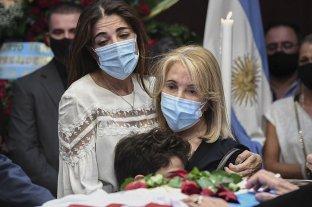 Tras un ritual islámico, inhumaron a Carlos Menem