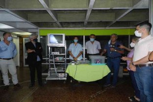 El Hospital Rawson adquirió una torre laparoscópica de última generación