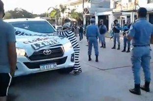 Clorinda: detienen a una mujer que exigía la apertura de la ciudad, bloqueada desde agosto