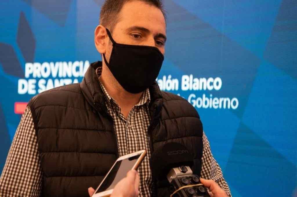 Juan Marcos Aviano acusó a la gestión socialista de haber dejado