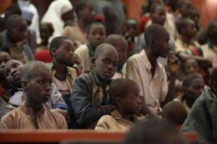 Liberaron a niños secuestrados en una escuela de Nigeria