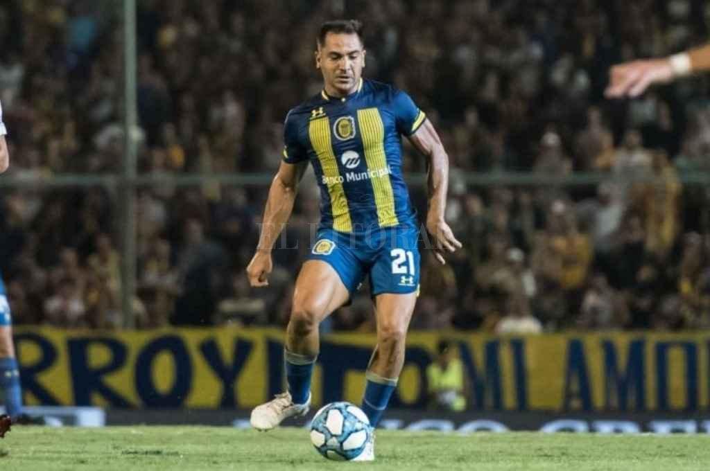 El santafesino de 33 años se perderá lo que resta de la Copa de la Liga Profesional de Fútbol 2021. Crédito: Gentileza