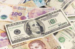 Más pesos y menos dólares